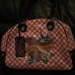 Betseyville by Betsey Johnson bag